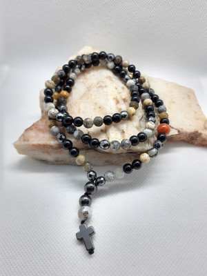 Minerální náhrdelník