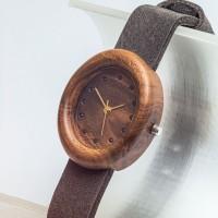 Dřevěné hodinky Empire Vrba - V.Č.: 00159
