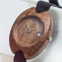 Dřevěné hodinky Rio Ořechové - V.Č.: 00064