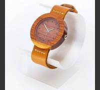 Dřevěné hodinky Jalta Slivoň Bluma - V.Č.: 00142