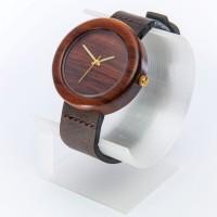 Dřevěné hodinky Orania Šveskové - V.Č.: 00081