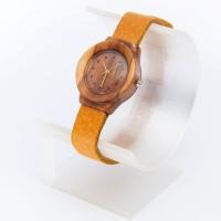 Dřevěné hodinky Union Jabloň - V.Č.: 00157