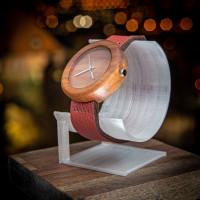 Dřevěné hodinky Orania Meruňka - V.Č.: 00043