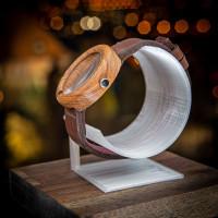 Dřevěné hodinky Orania Akát - V.Č.: 00082