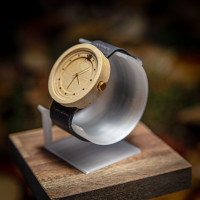 Dřevěné hodinky Excelsior Habr - V.Č.: 00105