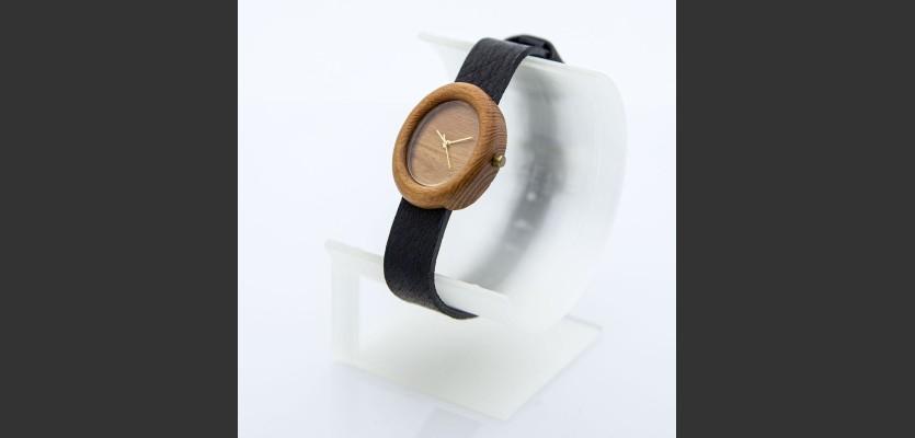 Dřevěné hodinky Empire Akát - V.Č.: 00115