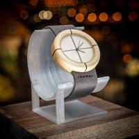 Dřevěné hodinky Orania Habr - V.Č.: 00133