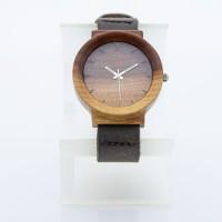 Dřevěné hodinky Scala Slivoň Bluma - V.Č.: 00149