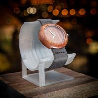 Dřevěné hodinky Jas Ořech V.Č.: 00155