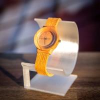 Dřevěné hodinky Union Vrba - V.Č.: 00155