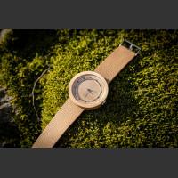 Dřevěné hodinky Excelsior Habr - V.Č.: 00161
