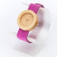 Dřevěné hodinky Alfa Habr - V.Č.: 00166