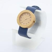 Dřevěné hodinky Alfa Habr - V.Č.: 00167