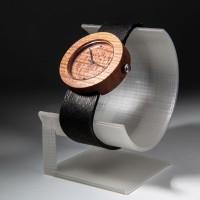 Dřevěné hodinky Alfa Slivoň Bluma - V.Č.: 00170