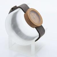 Dřevěné hodinky Alfa Hruška - V.Č.: 00172