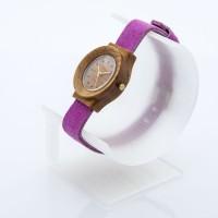 Dřevěné hodinky Union Moruše - V.Č.: 00205