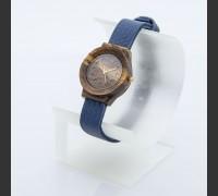 Dřevěné hodinky Union Ořech - V.Č.: 00208