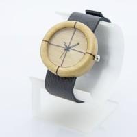 Dřevěné hodinky Orania Habr - V.Č.: 00211