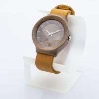 Dřevěné hodinky Scala Ořech - V.Č.: 00214