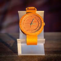 Dřevěné hodinky Excelsior Třešňové - V.Č.: 00088