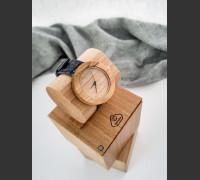 Dřevěné hodinky Jalta Akátové - V.Č.: 00040