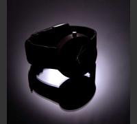 Dřevěné hodinky Alfa Švestkové - V.Č.: 00056