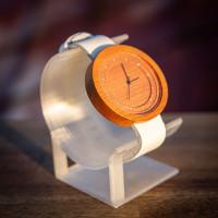 Dřevěné hodinky Excelsior Třešňové - V.Č.: 00078