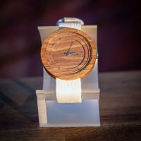 Dřevěné hodinky Excelsior Ořechové - V.Č.: 00084