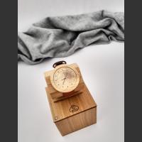 Dřevěné hodinky Excelsior Tújové - V.Č.: 00089