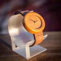 Dřevěné hodinky Orania Třešňové - V.Č.: 00098