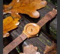 Dřevěné hodinky Scala MINI Vrba - V.Č.: 00155