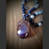 165. Náhrdelník Boho Mala, Váš osobní šperk