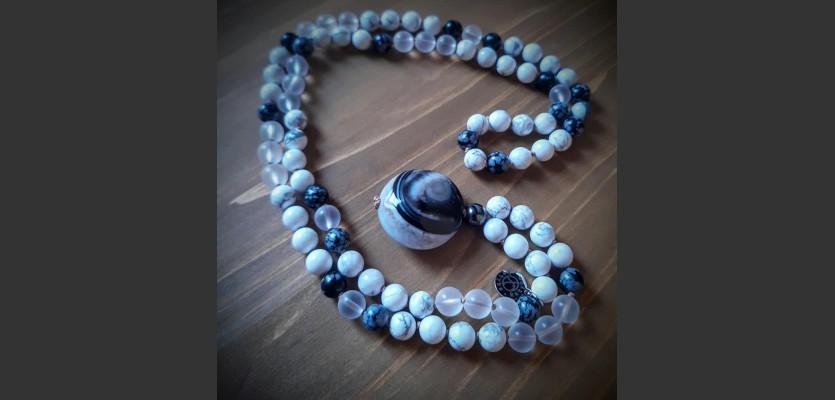 211. Náhrdelník Boho Mala, Váš osobní šperk