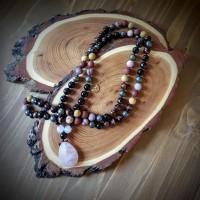 219. Náhrdelník Boho Mala, Váš osobní šperk