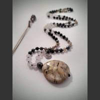 163. Náhrdelník Boho Mala, Váš osobní šperk