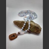 164. Náhrdelník Boho Mala, Váš osobní amulet