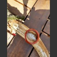 87. Prsten z Jaspisu červeného, ochránce pro každý den.