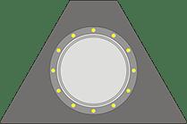 Skyca modelu Lucerna